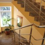 Новый корпус, лестница