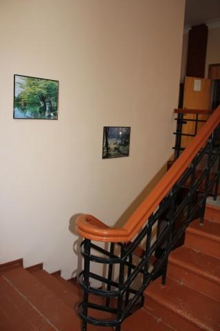 Старый корпус, лестница